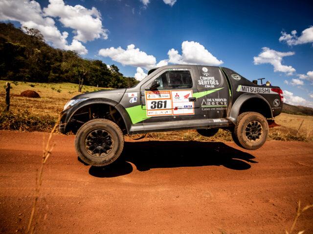 Rally Velocidade e Cross Country